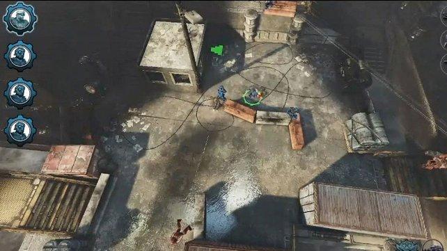 Kinect soll den Ballereien taktische Tiefe und neue Spielperspektiven verleihen.