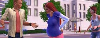 Schwangerschaften bei den Sims und das eigenwillige Verhalten der Spieler
