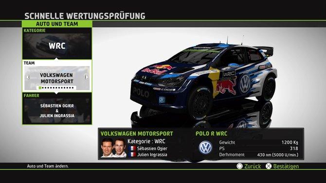 Volkswagen Motorsport: VW Polo R WRC