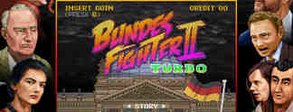 Bundesfighter 2 Turbo: Abgedrehtes Prügelspiel zum Wahlkampf