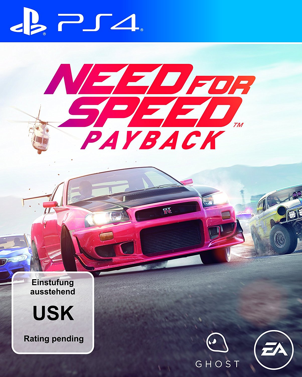 Need for Speed - Payback