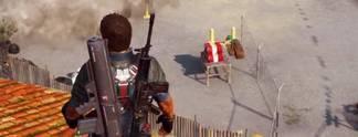 Just Cause 3: Die Spielszenen von der E3 im Video