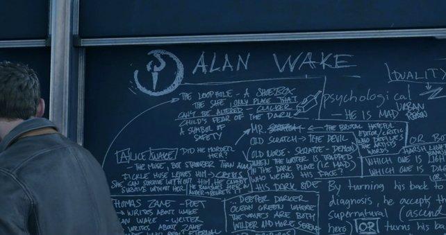 Eines der offensichtlichen Easter Eggs in Quantum Break