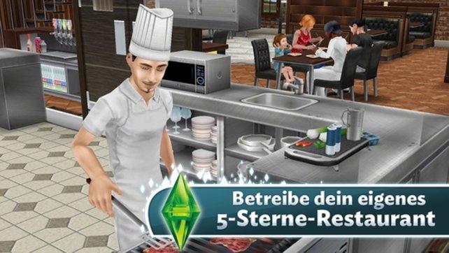 Starköche aufgepasst - Sims FreePlay sucht euch.