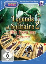 Legends of Solitaire 2 - Fluch des Drachen