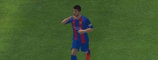 Vorschauen: PES 2017 Mobile: Fußballkunst für die Hosentasche