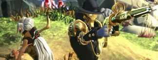 Battleborn: Mehr als 20 Minuten aus dem Spiel im Video