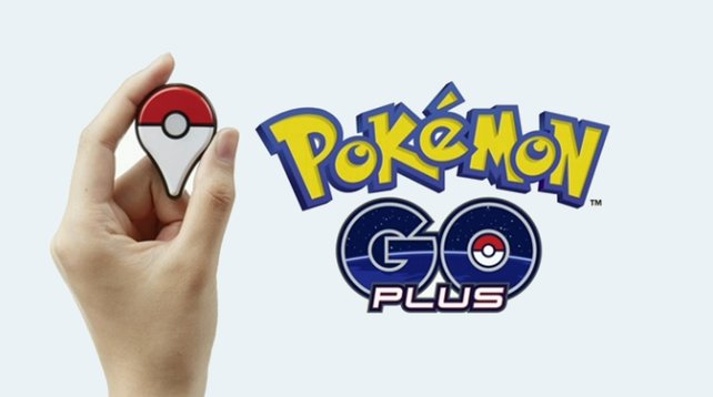 Pokémon GO Plus verfügt über eine Vibrations-Funktion.