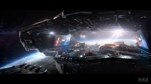 Die Geschichte von Master Chief geht in Halo 5 weiter.