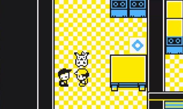 Euer Pikachu begleitet euch für den Rest eurer Reise in Pokémon Gelbe Edition.