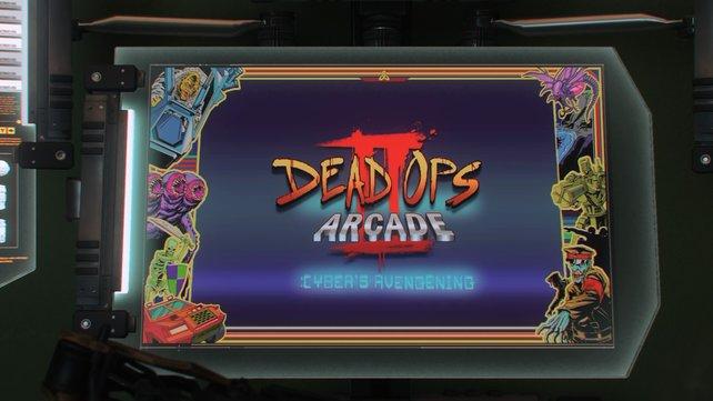 Im Unterschlupf könnt ihr das Spiel Dead Ops 2 Arcade frei schalten.