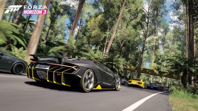In Forza Horizon 3 erwartet euch mit Australien ein brandneues Szenario mit verschiedenen Klimazonen.