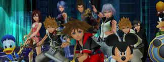 Kingdom Hearts 2.8: Neuer Trailer zeigt auch Spielszenen aus Kingdom Hearts 3