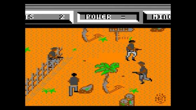 Sieht aus wie Wildwest-Action, ist es aber nicht. Soldier! kämpfte zudem mit technischen Problemen.