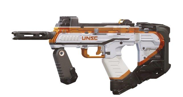 Die Bonuswaffe für Vorbesteller der Standard- und Limited Edition.