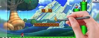 Super Mario Maker: Praktikum bei Bowser