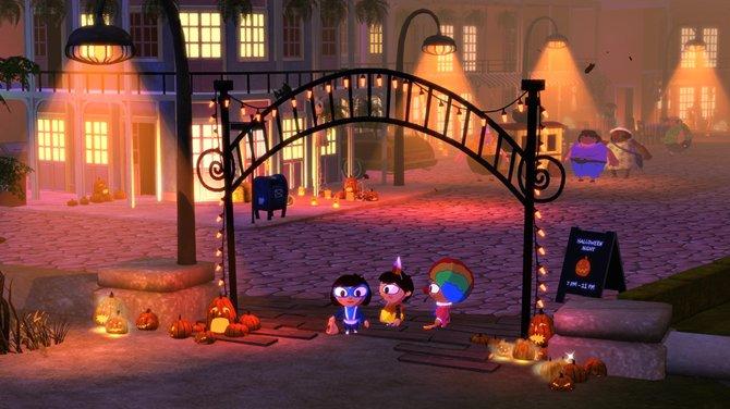 Costume Quest: Ein Rollenspiel verkleidet sich als Halloween-Party.