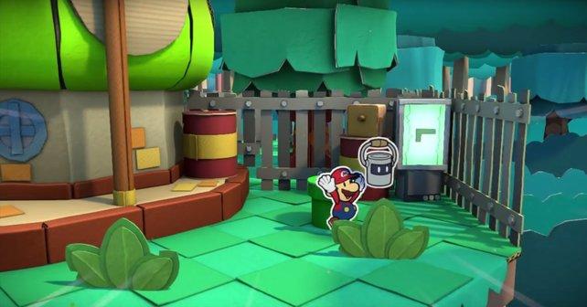 Luigis Versteck #6.
