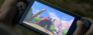 Nintendo Switch: Bis zu 20.000 Dollar Belohnung, wenn ihr Fehler findet
