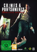 Sherlock Holmes Crimes and Punishments komplett gel�st.