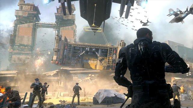Black Ops 3 lockt mit zahlreichen Neuerungen.