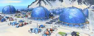Vorschauen: Anno 2205: Besiedelt Erde, Mond und Arktis