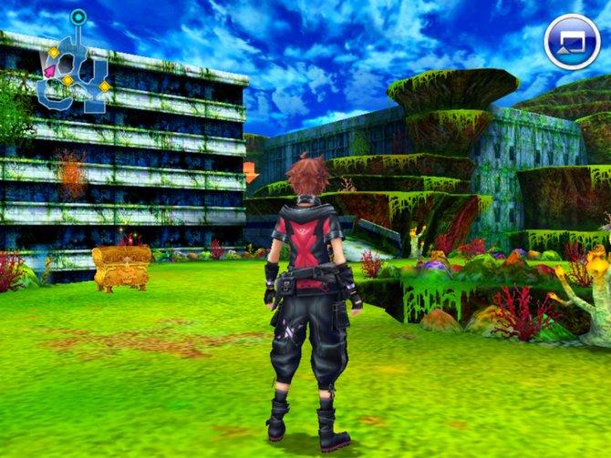 Chaos Rings 3 offeriert euch eine bunte Fantasy-Welt, in der ihr massig Rollenspiel-Missionen vollführt.