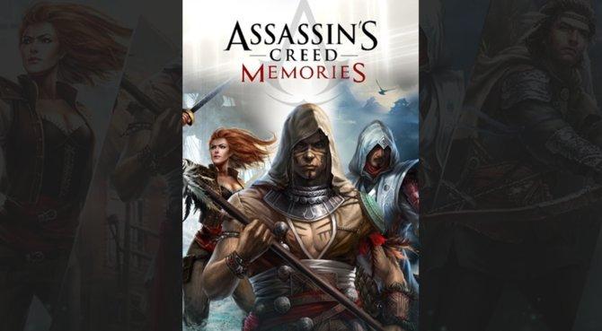 Assassin's Creed - Memories ist kostenlos für iOS erhältlich.
