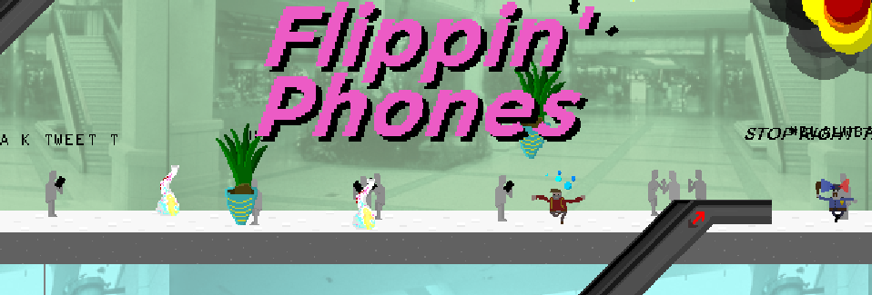 Flippin Phones