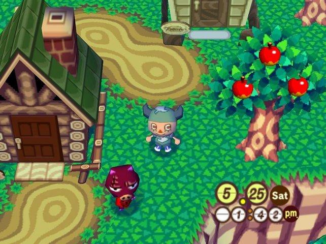 Für Japaner schlüpfte das Animal-Crossing-Völkchen schon auf dem Nintendo 64. Alle anderen kennen die bis heute populäre Lebenssimulationsserie erst vom Gamecube.