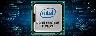 Spielerprozessoren mit 6 Kernen von Intel: Angriff mit Core i5 und 6 Kernen
