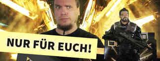 Uffruppe #188: Gewinnt die Deus Ex - Mankind Divided Collector's Edition