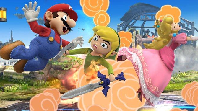Super Smash Bros gehört auch in der Version für Wii U zu den frustrierendsten Mehrspieler-Spiele vor einem Fernseher.