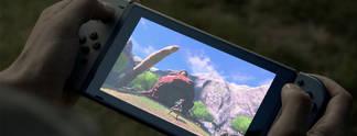Nintendo Switch: Verspätete Aktivitätenseite lässt Euch Spielzeiten verfolgen