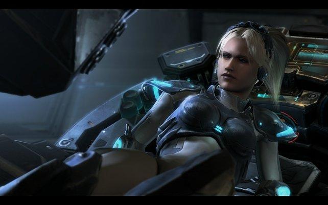 """""""Wo bin ich? Was geht hier vor? Und warum starrt mich der Roboter so lüstern an?"""""""