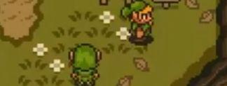 Zelda - Ocarina of Time: Serien-Liebhaber entwickeln 2D-Version f�r den PC