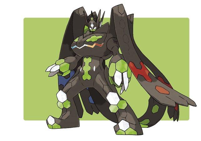Optimum-Zygarde: Das ist die neue und stärkste Form des legendären Pokémons.