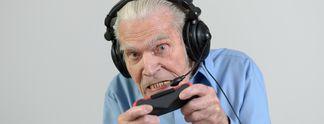 Über 40 und immer noch Gamer: Mit diesen Vorurteilen solltet ihr rechnen