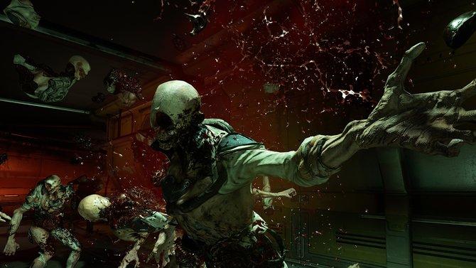 Im vierten Teil von Doom geht es blutig zur Sache. Vor allem die Feinde überraschen mit furchteinflößendem Äußeren - und der Eindruck täuscht nicht.