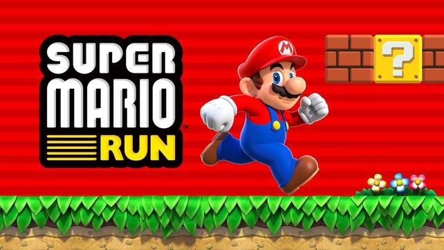 In Super Mario Run gibt es neben Mario noch weitere spielbare Charaktere.