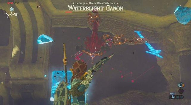Die Bogen sind für die meisten Kämpfe in Zelda - Breath of the Wild unerlässlich.