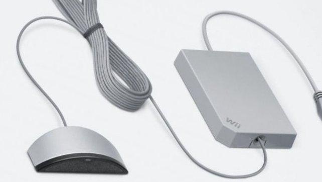 """Die Vorrichtung Wii Speak ist sozusagen der umständlichere Vorgänger des """"Wii U""""-Chats von heute."""