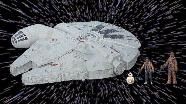 Die perfekte Einstimmung auf den neuen Star Wars Film.