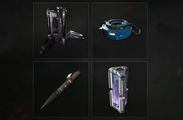 Tödliche Ausrüstung in Infinite Warfare: Welche Granaten und Sprengladungen werdet ihr einsetzen?