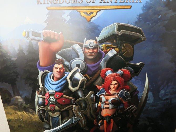 Die Siedler - Königreiche von Anteria steht ganz im Zeichen der Champions!