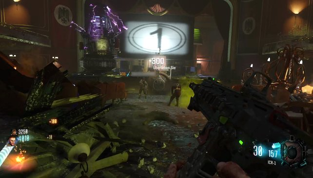 Call of Duty: Black Ops 3 - Zombies Chronicles - Ein Gameplay-Trailer zur