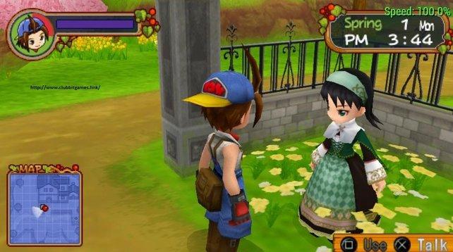 In Bokujo Monogatari 3 (im Westen: Save the Homeland) ist keine Zeit zum Heiraten: Die Betreiber eines Freizeitparks planen, euer Dorfidyll mit Riesenrad und Würstchenbude zu entzaubern.