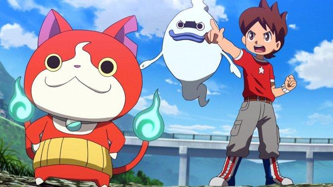 Yo-Kai Watch bedient sich einem ähnlichen Spielprinzip wie Pokémon.