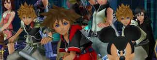 Kingdom Hearts und Final Fantasy 7 Remake: Chef-Entwickler verr�t Neuigkeiten