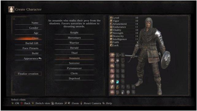 Ihr steht auf Schwertkämpfe und Zaubersprüche? Dann ist der Assassine die perfekte Klasse für euch.
